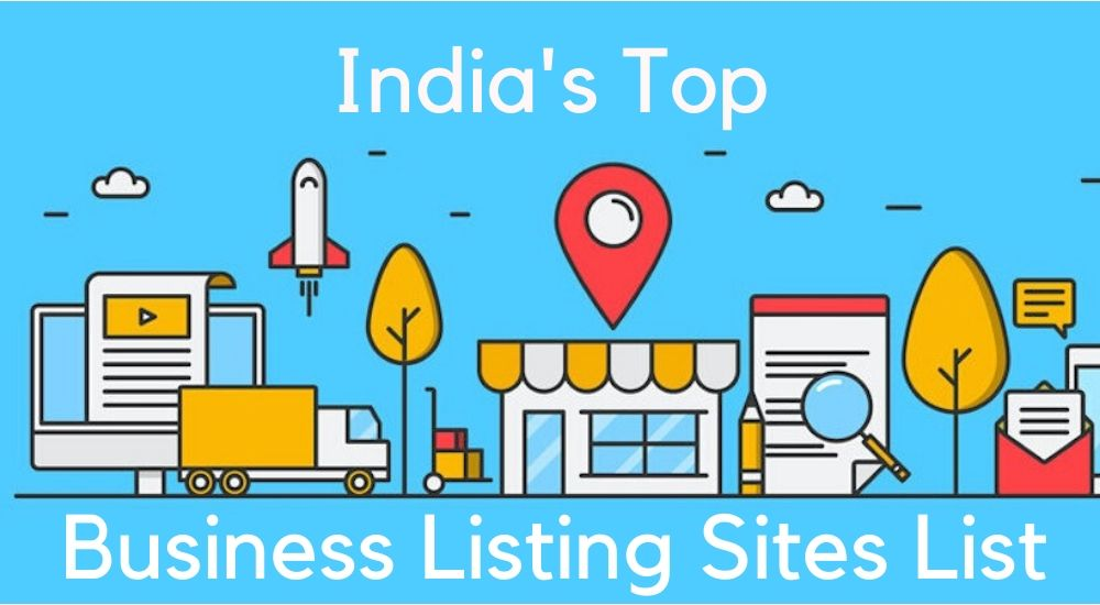 Business Listing Sites list